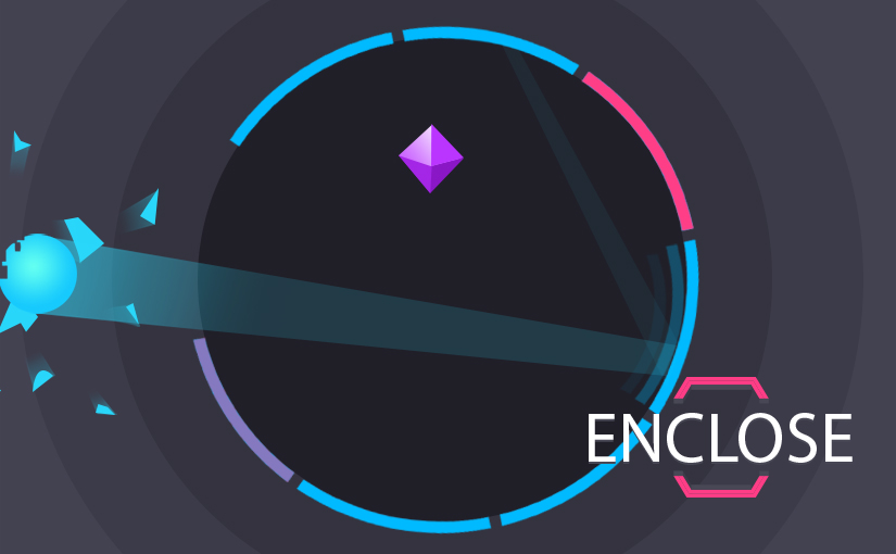Latest-release Enclose is the Perfect Amount of Challenging Game
