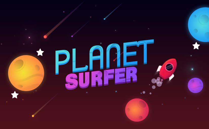 Playing Planet Surfer – Basic Tips