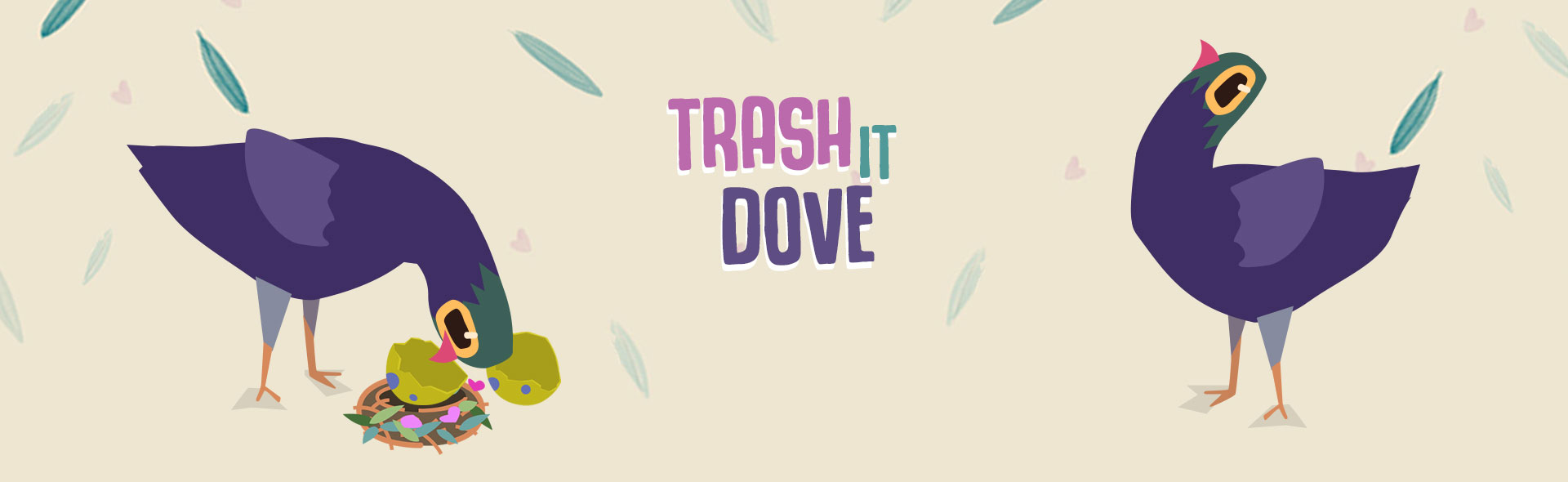 Trash It Dove