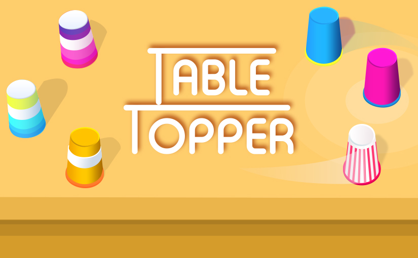 TableTopper - Tricks!