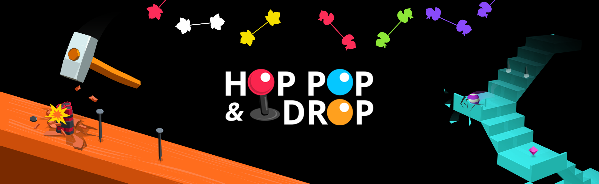 HOP POP & DROP